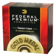 Federal Gold Medal Plastic 3/4oz
