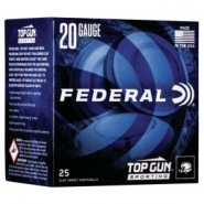 Federal Top Gun Sporting 3/4oz
