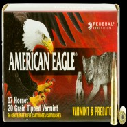 Federal American Eagle Varmint Tip Free Shipping With Buyers Club