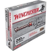 Winchester Varmint X Polymer Tip Free Shipping With Buyers Club