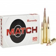 Hornady Match ELD Free Shipping With Buyers Club