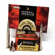 Federal Vital-Shok Trophy Bonded Tip Free Shipping With Buyers
