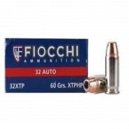 Fiocchi Hornady XTP Free Shipping With Buyers Club HP JHP