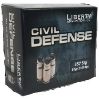 Liberty Civil Defense Fragmenting Lead Free Shipping With Buyers