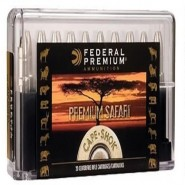 Federal Premium Safari Cape-Shok Barnes Banded Solid Free Shipping With