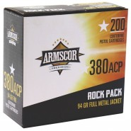 Armscor Rock Free Shipping With Buyers Club FMJ