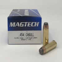Magtech Semi-Jacketed Flat SP Free Shipping With Buyers Club
