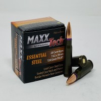 MaxxTech Essential Steel Free Shipping With Buyers Club FMJ