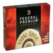 Federal Weatherby Vital-Shok Trophy Bonded Tip Free Shipping With Buyers