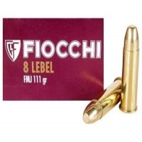 Fiocchi Revolver Free Shipping With Buyers Club FMJ