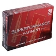 Hornady Superformance Varmint V-Max
