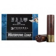 Federal Speed-Shok Waterfowl BBB Non-Toxic Steel 1-1/2oz