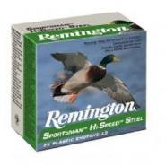 Remington Sportsman Hi-Speed Steel BB Non-Toxic 1-3/8oz