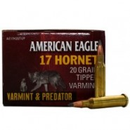 Federal American Eagle Varmint & Predator Tipped JHP
