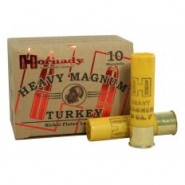 Hornady Heavy Turkey Nickel Plated 1-3/8oz