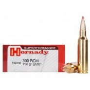 Hornady SUPERFORMANCE GMX Ruger Compact Boat Tail Lead-Free