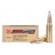 Hornady LEVERevolution FTX