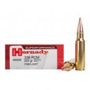 Hornady SUPERFORMANCE SST Ruger Compact
