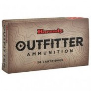 Hornady Outfitter GMX Boat Tail Lead-Free