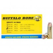 Buffalo Bore Remington Jacketed Flat Nose