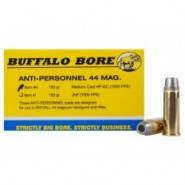Buffalo Bore Remington Medium Cast Gas Check Anti-Personnel HP