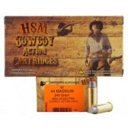 HSM Semi-Wadcutter Cowboy Action Lead