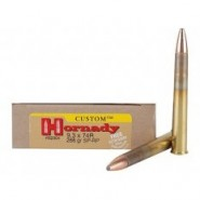 Hornady Dangerous Game Rimmed Spire Point