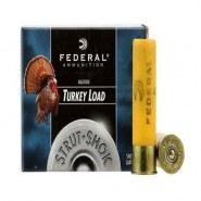 FEDERAL Strut-Shok Turkey Load Reflects Buying Or More 1-1/4oz