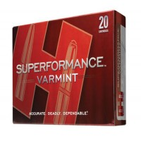 HORNADY V-Max Superformance Varmint