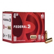 FEDERAL Champion Training FMJ