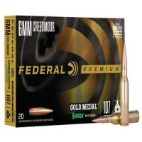FEDERAL Gold Medal Sierra MatchKing