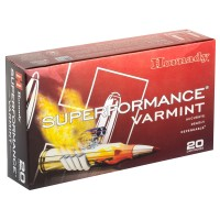 Hornady Superformance V-Max Brass MPN