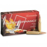 Hornady Superformance +P SST Brass MPN