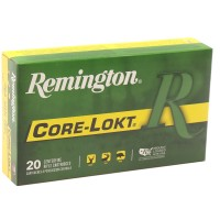 Remington Express Core-Lokt Pointed SP Brass MPN