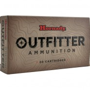 Hornady Outfitter Weatherby GMX Lead-Free Brass MPN