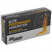Sig Sauer Elite Performance Open Tip Match Grade Of FREE