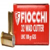 Fiocchi Long Lead Wadcutter