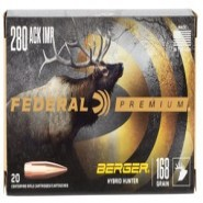 Federal Premium Berger Hybrid Hunter