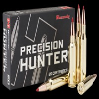 Hornady Precision Hunter Weatherby ELD-X