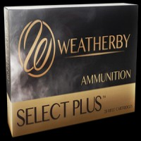 Weatherby Select Plus Barnes Tipped TSX