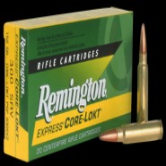 Remington Core-Lokt Pointed SP