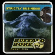 Buffalo Bore Heavy Wide Flat Nose WFN