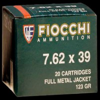Fiocchi Shooting Dynamics FMJ