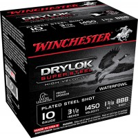 Winchester Drylock Super Steel High Velocity BBB 1-3/8oz