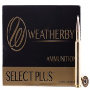 Weatherby Select Plus Wthby AccuBond
