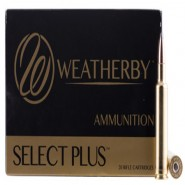 Weatherby Select Plus Wthby Nosler Partition NP