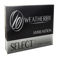 Weatherby Select Wthby Hornady Interlock