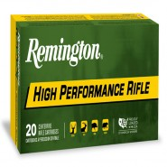 Remington High Performance Core-Lokt SP