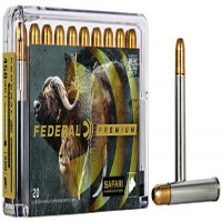 Federal Premium Safari Cape-Shok Trophy Bonded Sledgehammer Solid TBSH