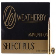 Weatherby Select Plus Wthby SP RN